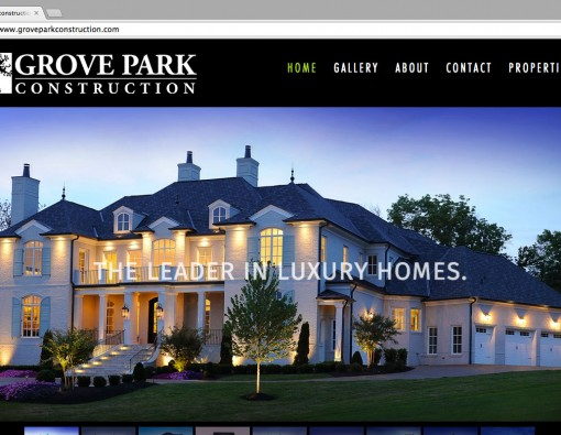 groveparkconstruction.com