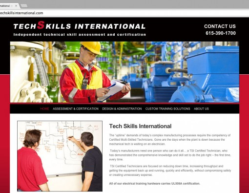 techskillsinternational.com